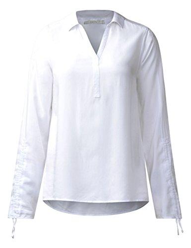 Cecil Damen Bluse Weiß (White 10000)