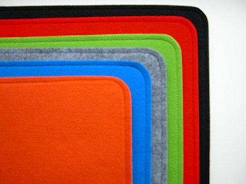 Filzkissen, Stuhlauflage, Sitzauflage, Stadionkissen auch nach Maß bestellbar. Jetzt noch mehr Farbvarianten zur Auswahl