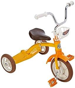 Italtrike 7111Cla 992193-Triciclo, Amarillo
