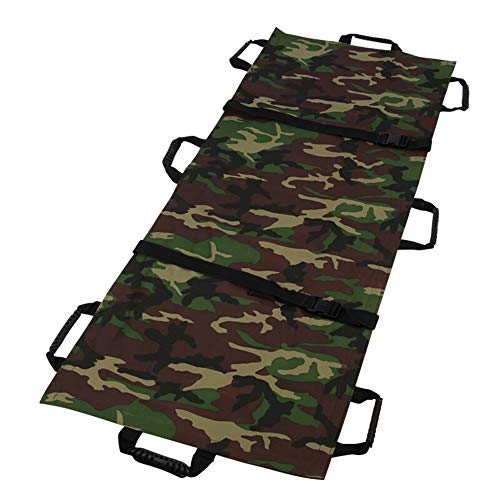 Roll Stretcher, Portable Transport Unit, Household Medical Emergency With 8 Handles Storage Bag,A - Emergency Medical Roll