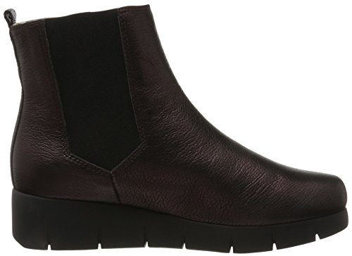 Unisa Damen Flora_CMT Stiefel Violett (Grape)