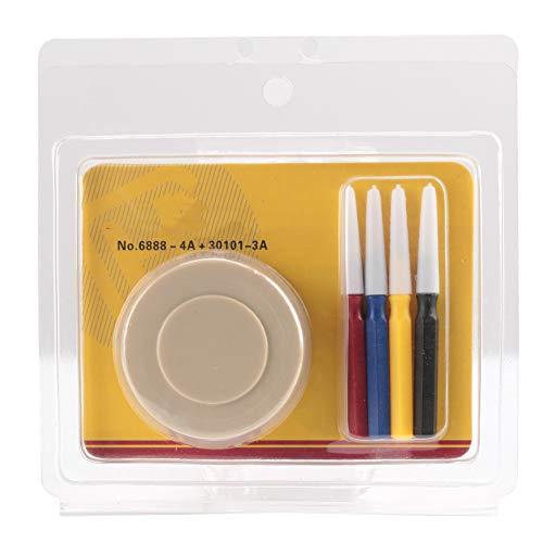 Uhrmacher Reparatur Werkzeug Satz, Oilers Plastik Uhr Reparatur Satz, Uhr Ölschalen Uhr Öl Stift für Uhr Band Ersatz und Pin Werkzeug Satz -