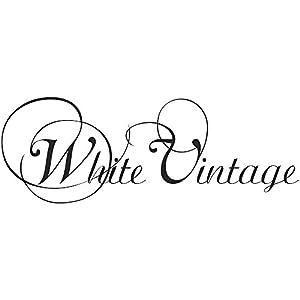 Möbeltattoo - White Vintage Shabby Chic Style