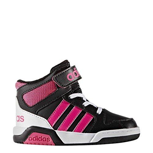 Adidas Neo Bb9tis noir, baskets mode mixte Noir
