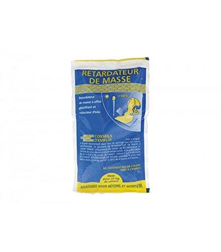 Retardateur de prise pour béton, mortier et plâtre 60 ml Transparent