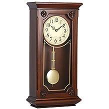 Fengfeng Reloj de Pared Antiguo, Relojes silenciosos Que no Hacen tictac Relojes de péndulo de