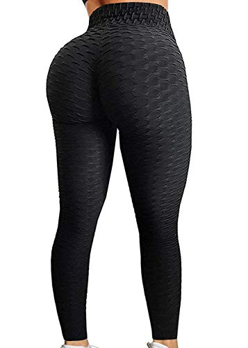 NNDUO Anti-Cellulite Compression Leggings, Women\'s High Waisted Capris Yoga Pants Cellulite Oppressing Mesh Fat Burner Running Tights Design