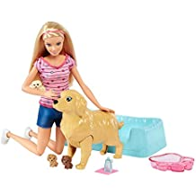 Barbie - Barbie y sus perritos sorpresa (Mattel FDD43)