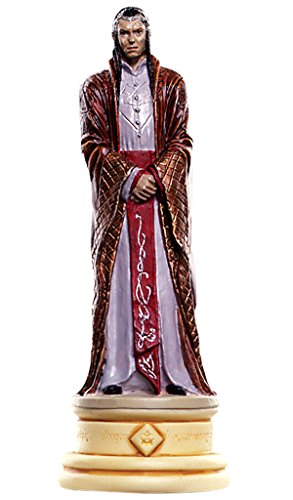 Lord of the Rings Chess Collection Nº 34 Elrond 1