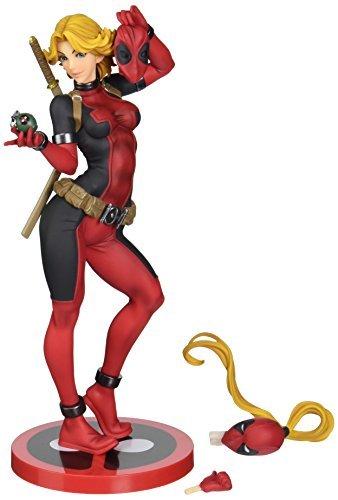Kotobukiya Marvel: Lady Deadpool Bishoujo Statue by...