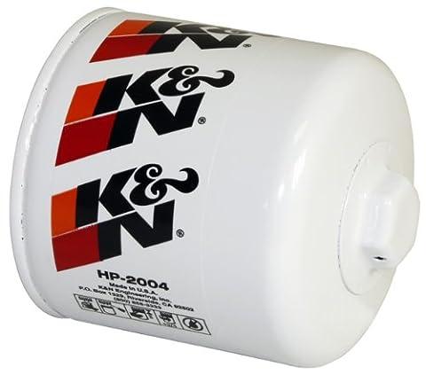 HP-2004 K&N Oil Filter fits JEEP TJ 4.0 1997-2006 SUV