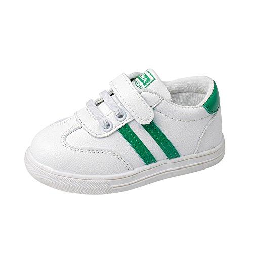 size 40 f4c5a 50971 Chaussures de Gymnastique Mixte Bébé, Manadlian Garçon Fille Chaussures  Respirantes Sport Baskets Antidérapant Chaussures de