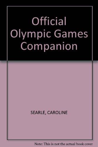 Official Olympic Games Companion por CAROLINE SEARLE