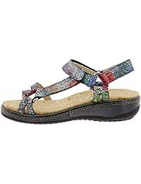 Zapato Cómodo Mujer Sandalia Plantilla Extraíble 180913 PieSanto