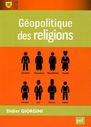 Géopolitique des religions par Didier Giorgini