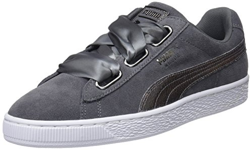 Puma Suede Heart Lunalux Wn's, Sneakers Basses Femme