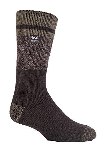 HEAT HOLDERS - Herren Thermosocken Winter Warm 2.3 tog Socken (39-45 eur, Bewcastle) -