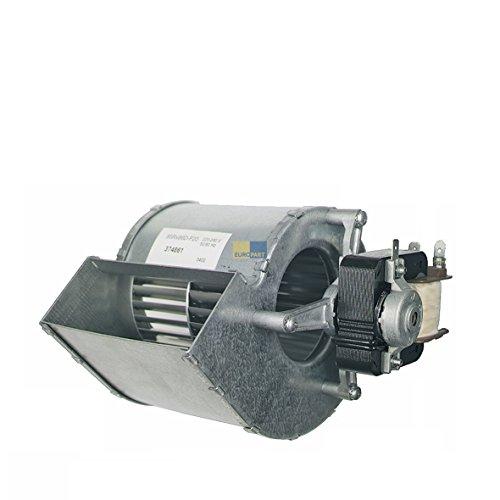 Querstromlüfter 105mm TypA Motor rechts Heizgerät Dimplex 344970 -