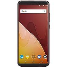 Wiko Italia View Prime Smartphone, Dual SIM, 64 GB, Rosso