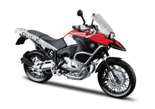 Maisto - Réplica de moto BMW R1200 GS (metal)