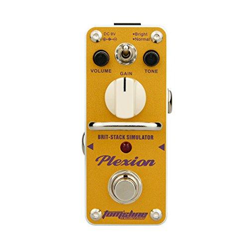 distorsori plexion Pedal Effekte für Gitarre by Aroma Music Tom Sline Engineering