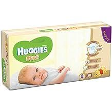 Huggies Bebè, Taglia 2 (3-6 kg), 40 Pannolini - Inoltre La Posta