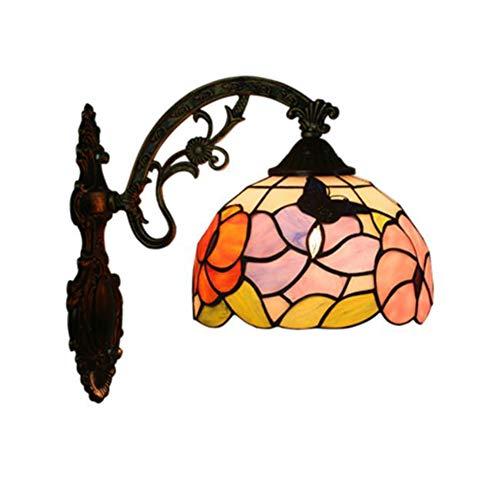 Tiffany Applique Chambre Lampe De Chevet Salon Balcon Allée Escalier Applique LED Applique