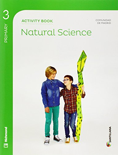 NATURAL SCIENCE 3 PRIMARY ACTIVITY BOOK - 9788468026664 por Aa.Vv.