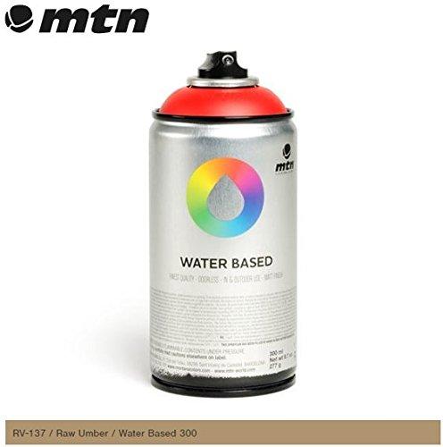mtn-raw-umber-rv-137-300ml-water-based-spray-paint