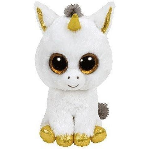 Pegasus-Einhorn Weiss/Gold, 24Cm, [Importación Alemana]