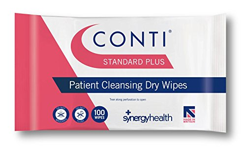 synergy-conti-standard-plus-large-patient-cleansing-wipes-6-packs-of-100