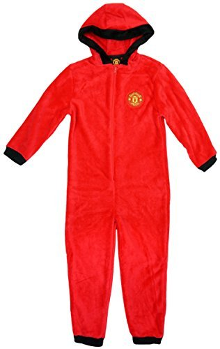 boys-manchester-united-mufc-fleece-zipper-hooded-sleepsuit-romper-sizes-from-3-to-13-years