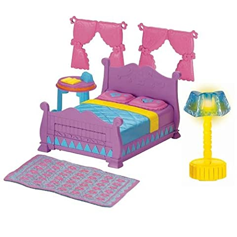 Dora the Explorer Magical Welcome House Design and Surprise Furniture Master Bedroom