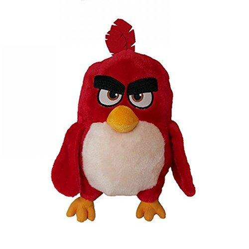 """Angry Birds - Red Bird Plush - Movie - 16cm 7"""""""