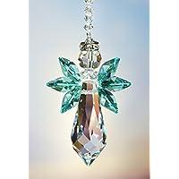 Schutzengel – handgearbeitet aus Kristallen von Swarovski