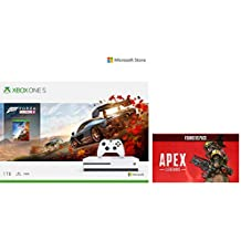 Microsoft 1 TB Xbox One S Console- Forza Horizon 4 Bundle (Free Apex Legends Founders pack worth Rs 1999)