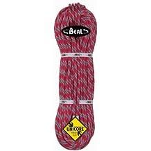 Beal C100.80 - Cuerda de escalada, color blanco (fuchsia), talla 10 mm x 80 m