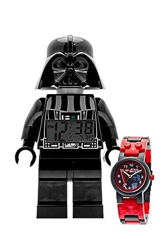 LEGO® Star Wars Darth Vader Wecker und Armbanduhr Bündel