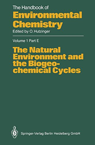 The Natural Environment and the Biogeochemical Cycles: Natural Environment and the Biogeochemical Cycles  (The Handbook of Environmental Chemistry)