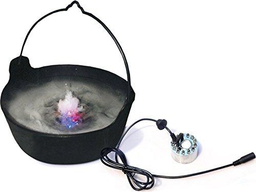 Generique - Rauch und LED-Licht für Hexen-Kessel