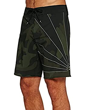 Billabong Sundays X 18, Pantalones Cortos Playa para Hombre