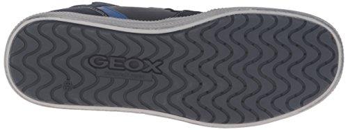 Geox Elvis H, Sneakers Hautes Garçon Blau (NAVY/ROYALC4226)