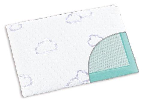 Träumeland Babykopfkissen Wolke 25 x 40