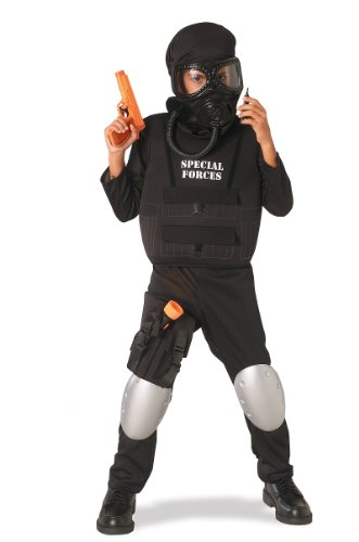 Child Special Forces Fancy dress costume ()