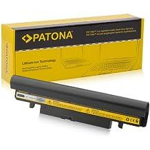 Batteria per Laptop / Notebook SAMSUNG N143 | N145 | N148 | N150 | N250 | N260 | NP-N143 | NP-N145 | NP-N148 | NP-N150 | NP-N250 | NP-N260 | NT-N143 | NT-N145P | NT-N148 | NT-N150 | NT-N250 | NT-N260 e più... - [ Li-ion; 4400mAh; nero ]