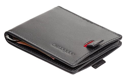 scarpe sportive 8c739 29c2e musegear® portafogli porta carte ultra-sottile compatto da ...