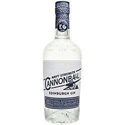 Edinburgh Gin Cannonball Navy Strength Gin 0,7 Liter