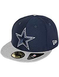 A NEW ERA Mujeres Gorras/Gorra plana Dryera Tech Dallas Cowboys