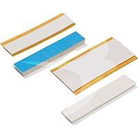 Swiftpak - Almohadillas de espuma de doble cara (25 x 12 x 1 mm, paquete de 4000)