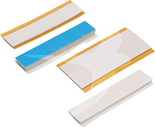 Swiftpak Doppelseitige Schaumstoffeinlagen, 25 x 12 x 1 mm, 4000 Stück